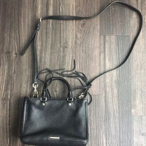 Rebecca minkoff   mini satchel crossbody bag